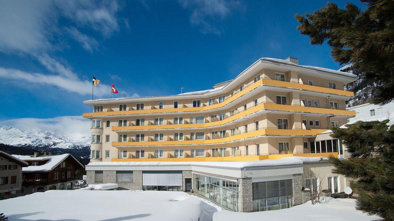 Hotel Schweizerhof Pontresina Holidaycheck Kanton Graubunden