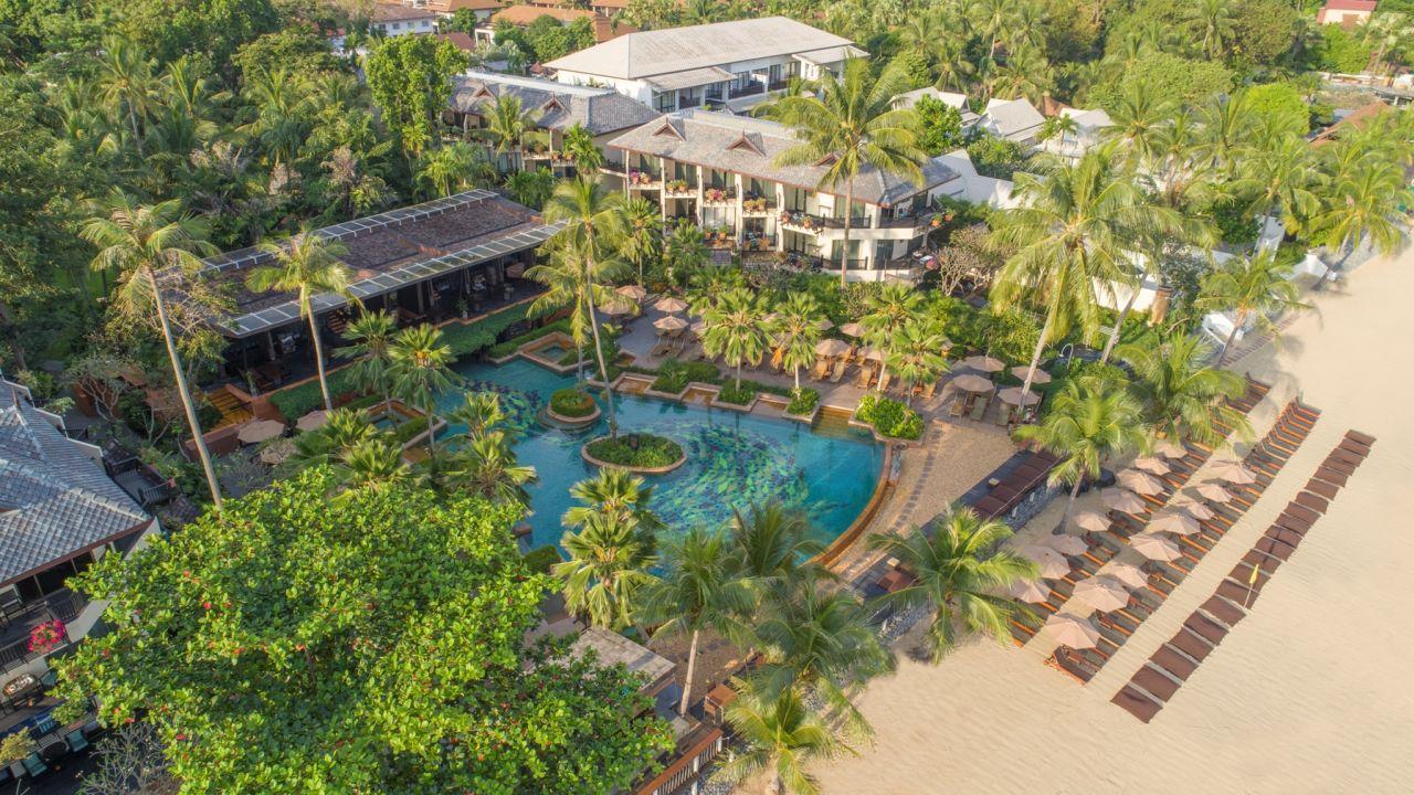 Anantara Bophut Koh Samui Resort Bo Phut Holidaycheck Koh Samui