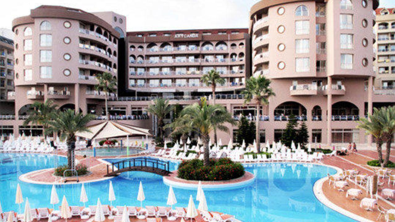 Kirman Hotels Arycanda De Luxe Bewertung