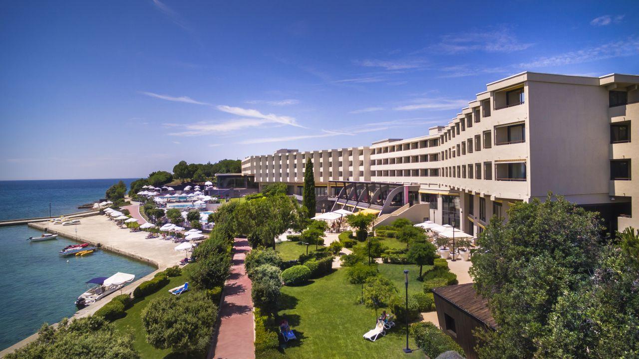 Hotel Istra St Andreas Kroatien