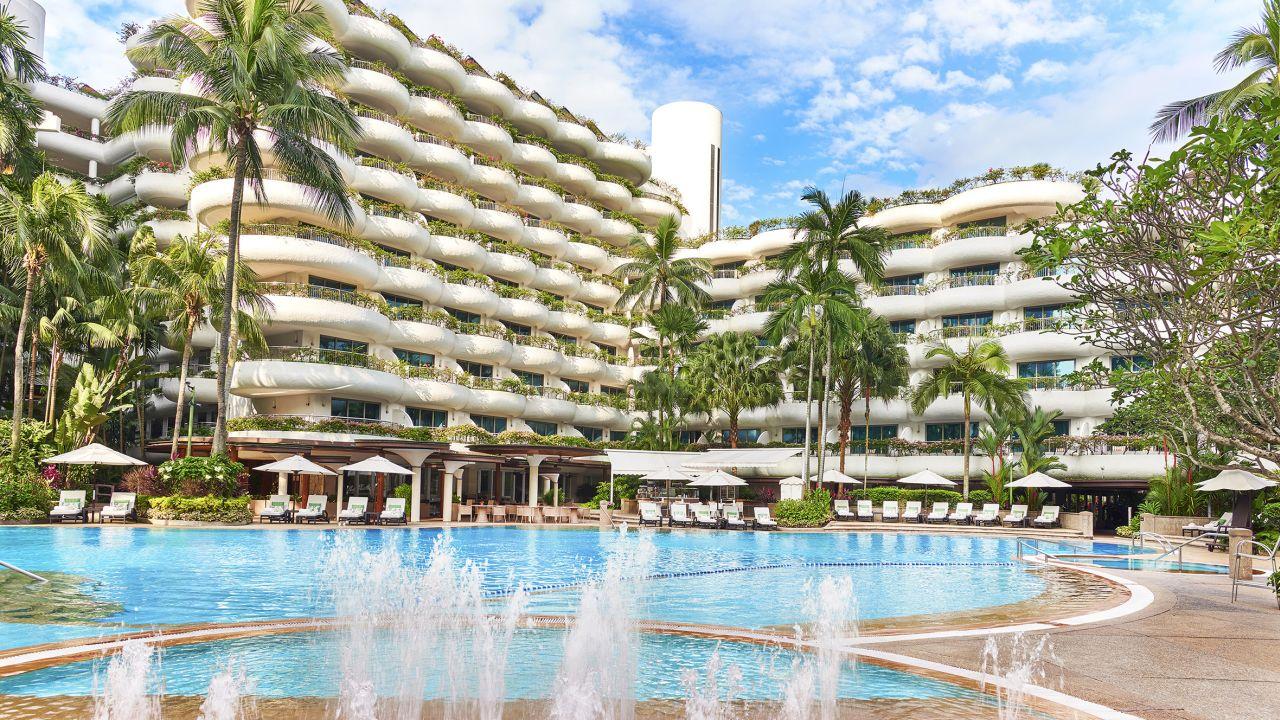 Shangri-La Singapore (Singapur) • HolidayCheck (Central District ...