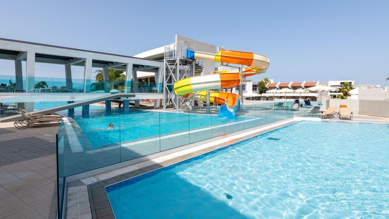Hotel Virginia (Kallithea) • HolidayCheck (Rhodos | Griechenland)