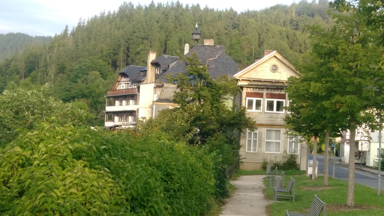 Hotel Wei 223 Er Hirsch Schwarzburg Holidaycheck