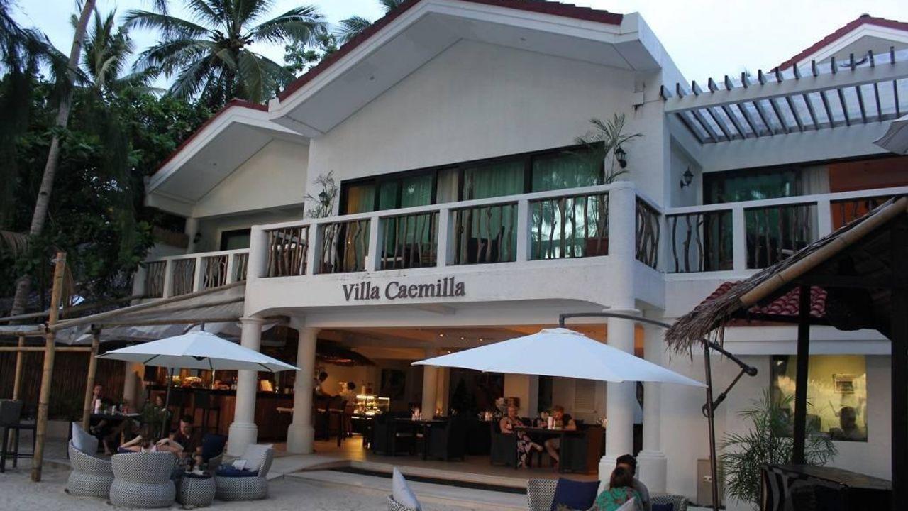 Villa caemilla beach boutique hotel in manggayad for Pauschalreisen boutique hotels