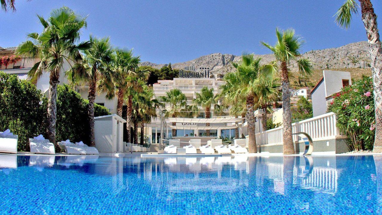 Hotel damianii duce glavica holidaycheck dalmatien for Designhotel kroatien