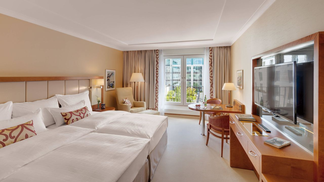 Grand Elysée Hotel Hamburg