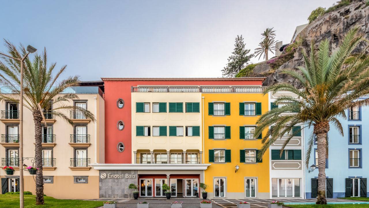 Hotel Enotel Baia do Sol