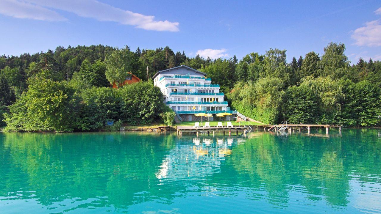 Hotel Alex *** in St. Kanzian am Klopeiner See - Hofer Reisen