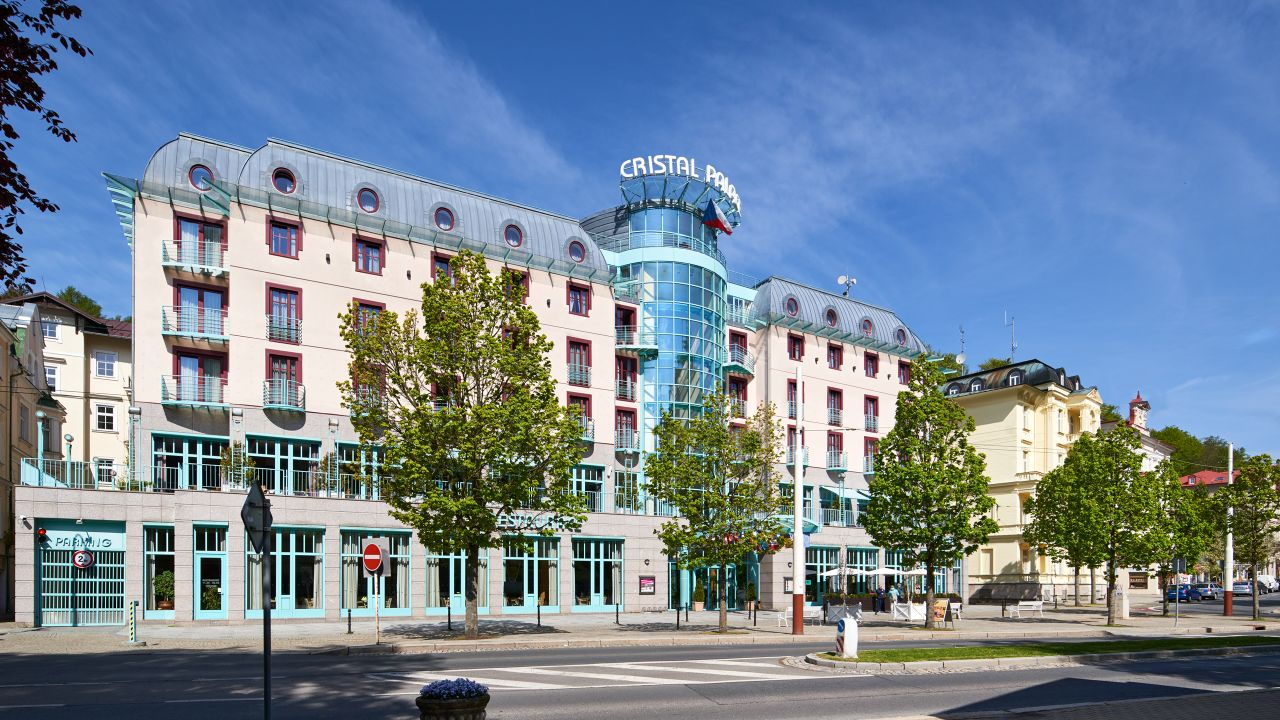 Crystal Palace Marienbad