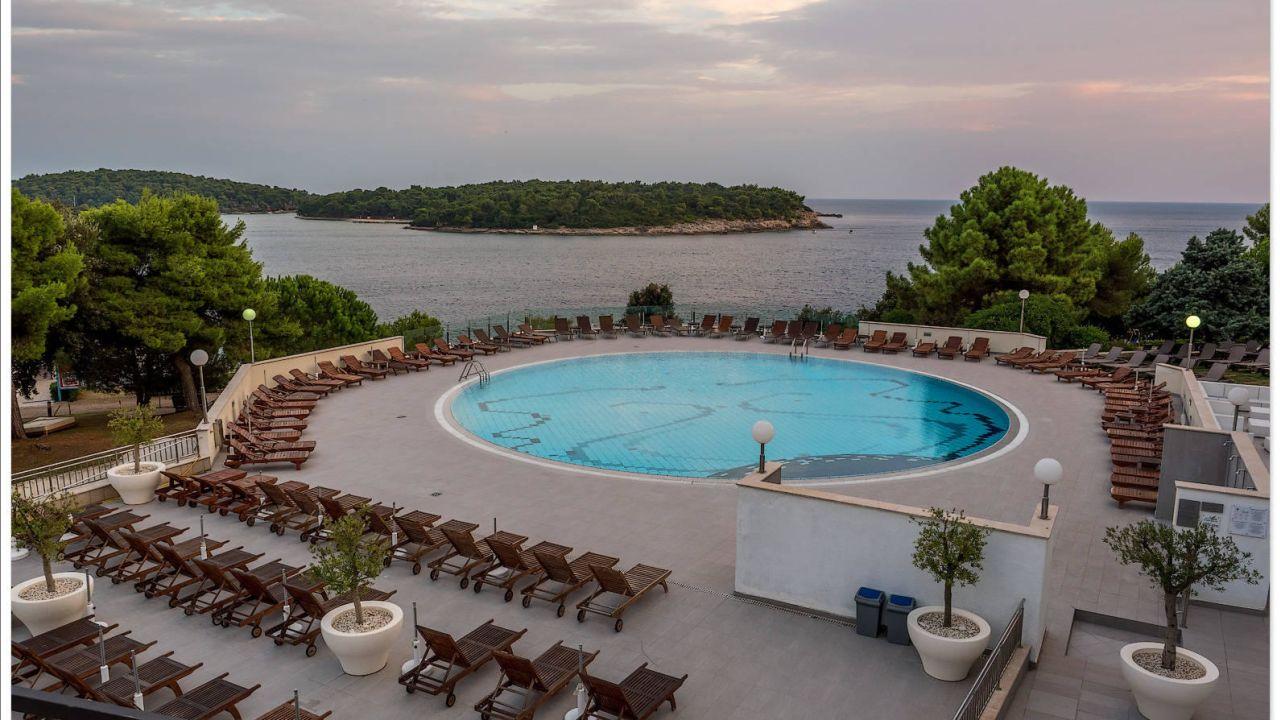 Hotel Pula Istrien Bewertung