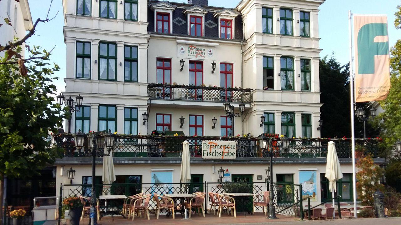 Pension Haus Pommern Ahlbeck • HolidayCheck Mecklenburg