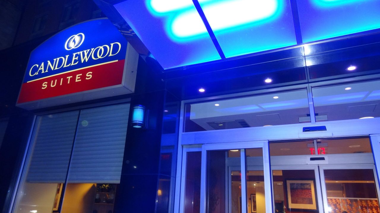 Hotel Candlewood Suites New York City Times Square (New York ...