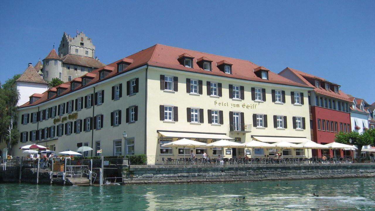 Flair Hotel Zum Schiff Meersburg Holidaycheck Baden Wurttemberg