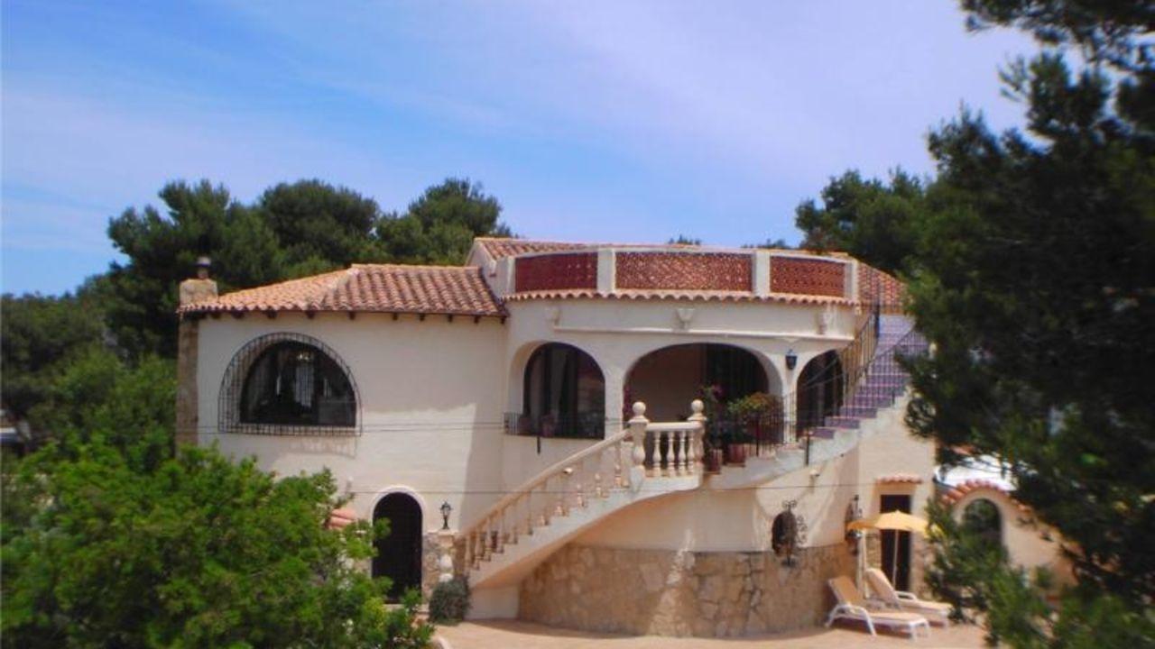 el refugio villa rosa javea holidaycheck costa blanca spanien. Black Bedroom Furniture Sets. Home Design Ideas