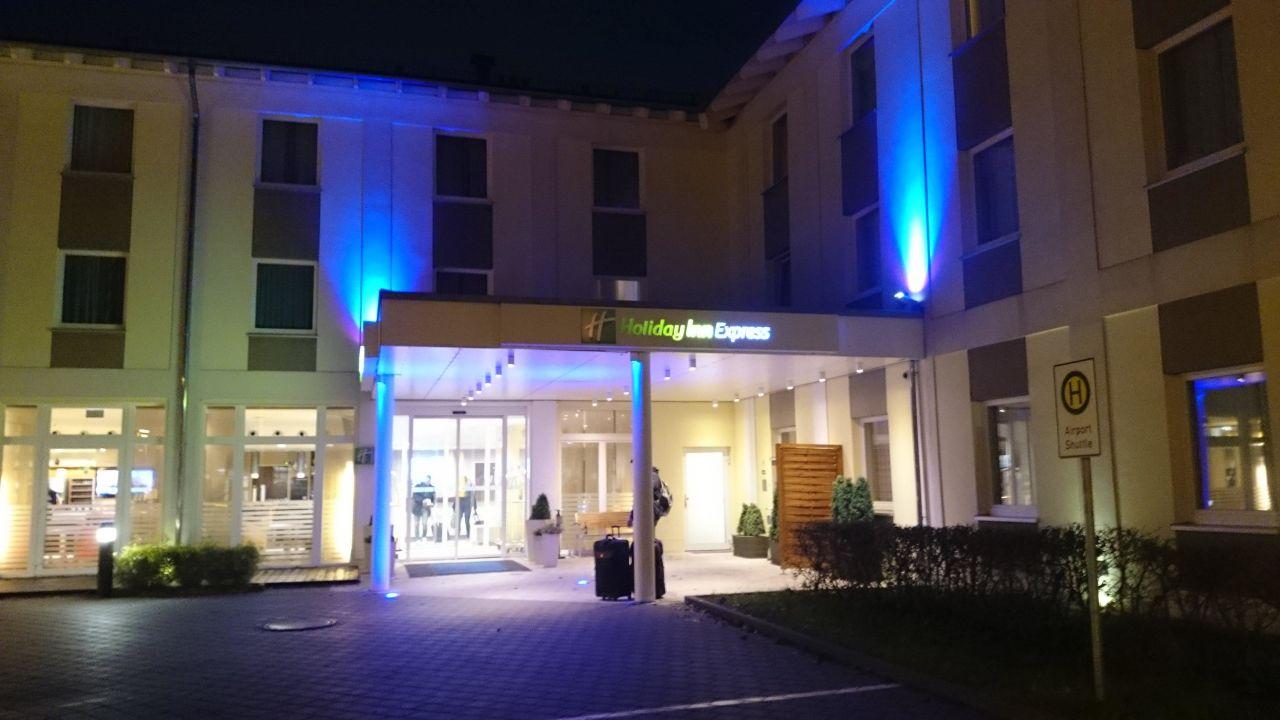 Hotel Holiday Inn Express Munich Airport