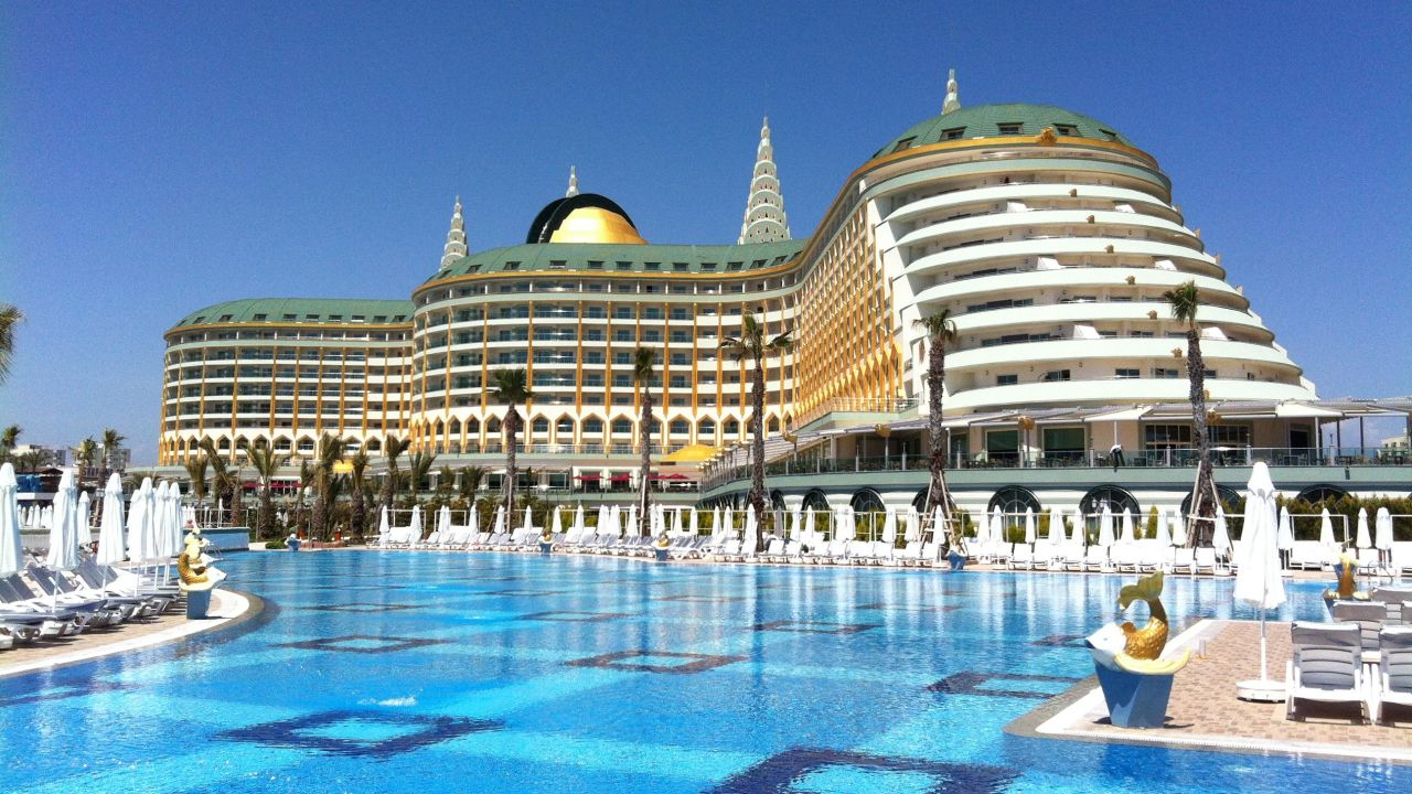 Hotel Delphin Imperial In Lara Holidaycheck T 252 Rkische