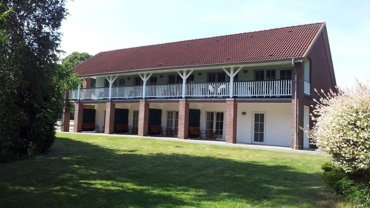 Zarrentin am Schaalsee Kaltwintergarten
