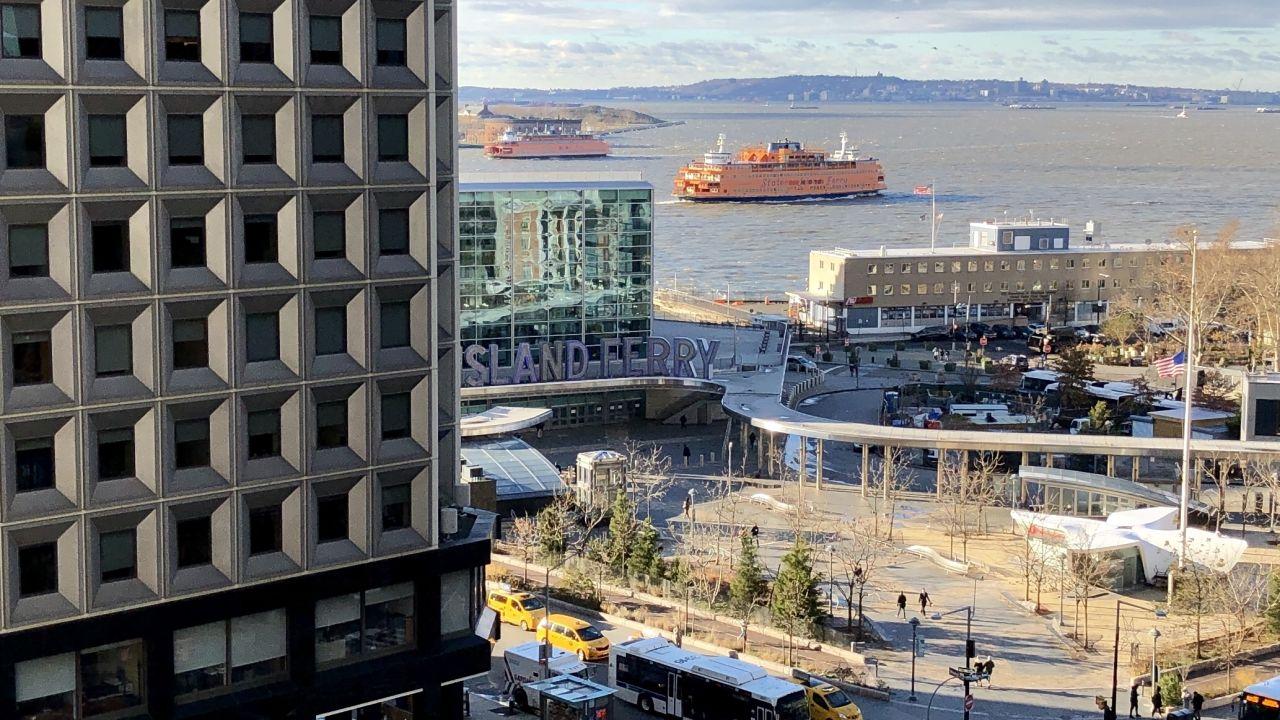 Hilton Garden Inn Nyc Financial Center Manhattan Downtown New