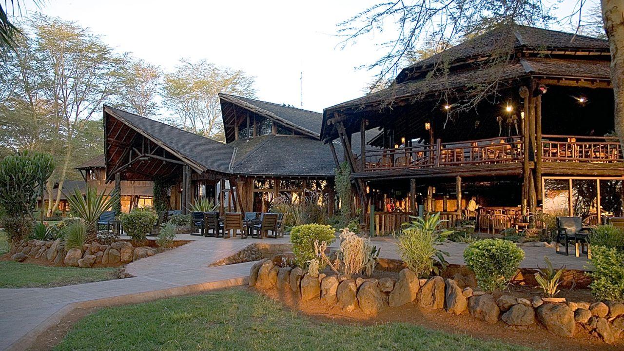 Tanzania Luxury Hotels