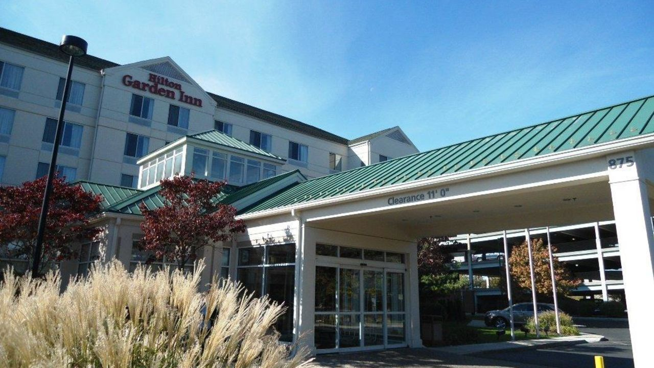 Hotel Hilton Garden Inn Secaucus Meadowlands In Secaucus Holidaycheck New Jersey Usa