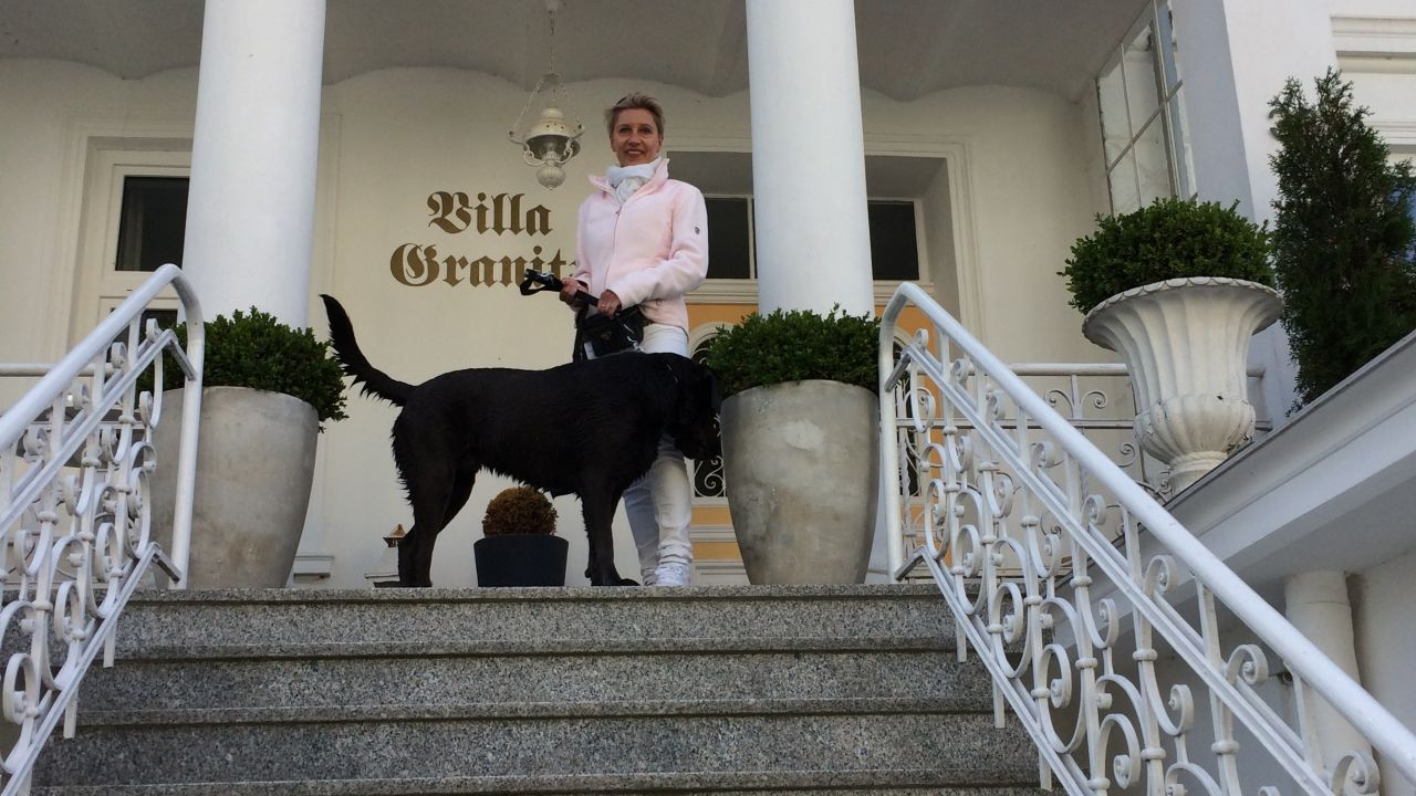 Villa granitz sellin ferienwohnungen sellin auf r gen for Wilhelmstrasse sellin