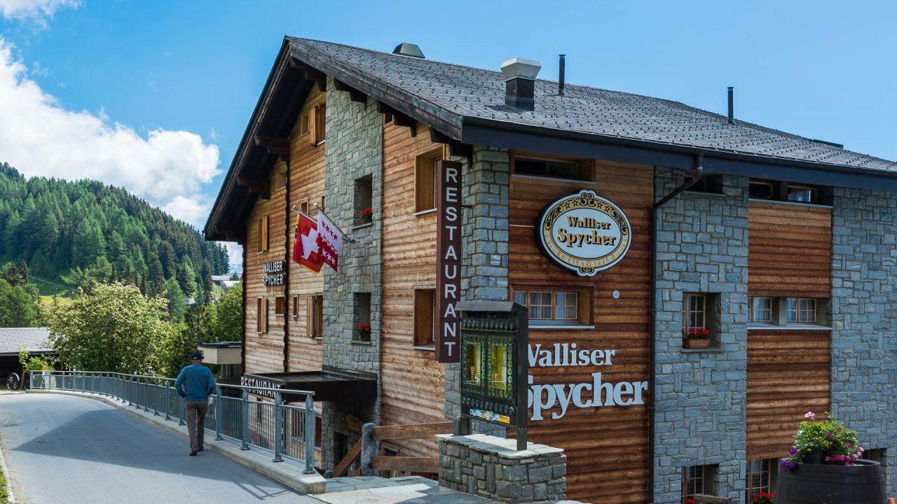 Hotel Walliser Spycher Riederalp Holidaycheck Kanton Wallis