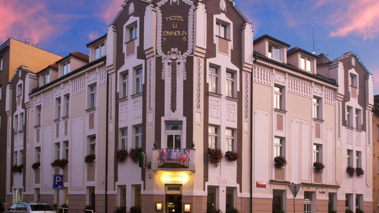 Hotel U Divadla Bewertung