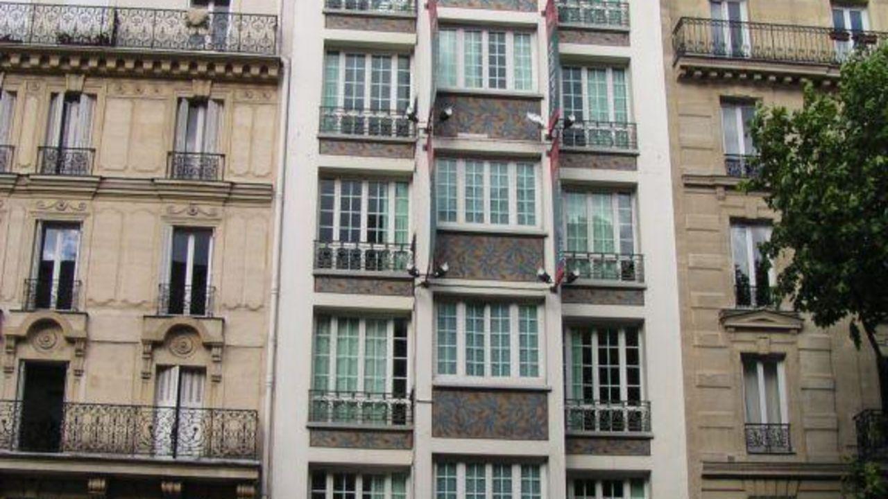 Ibis hotel paris ornano montmartre nord paris for Frankreich hotel paris