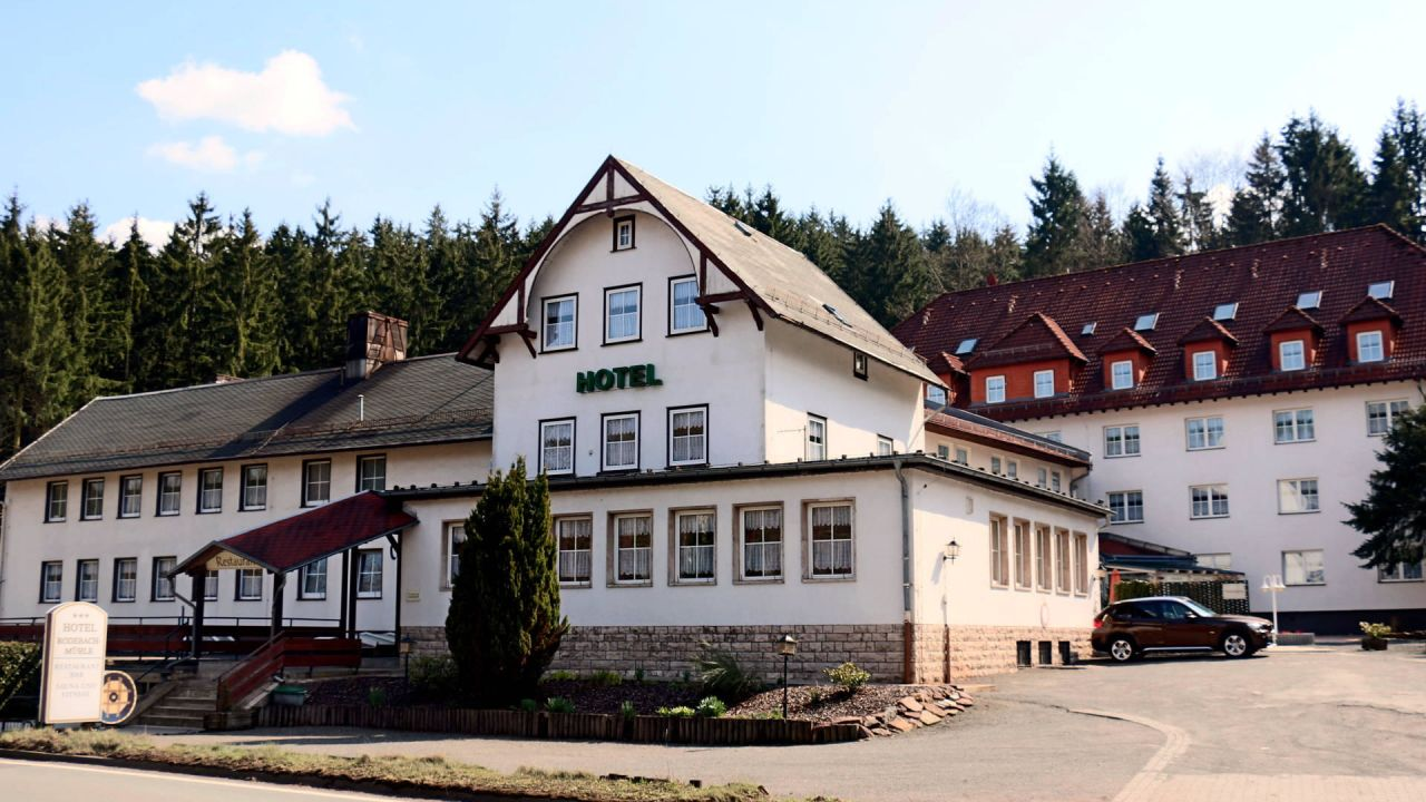 Hotel Rodebachmuhle Georgenthal Holidaycheck Thuringen