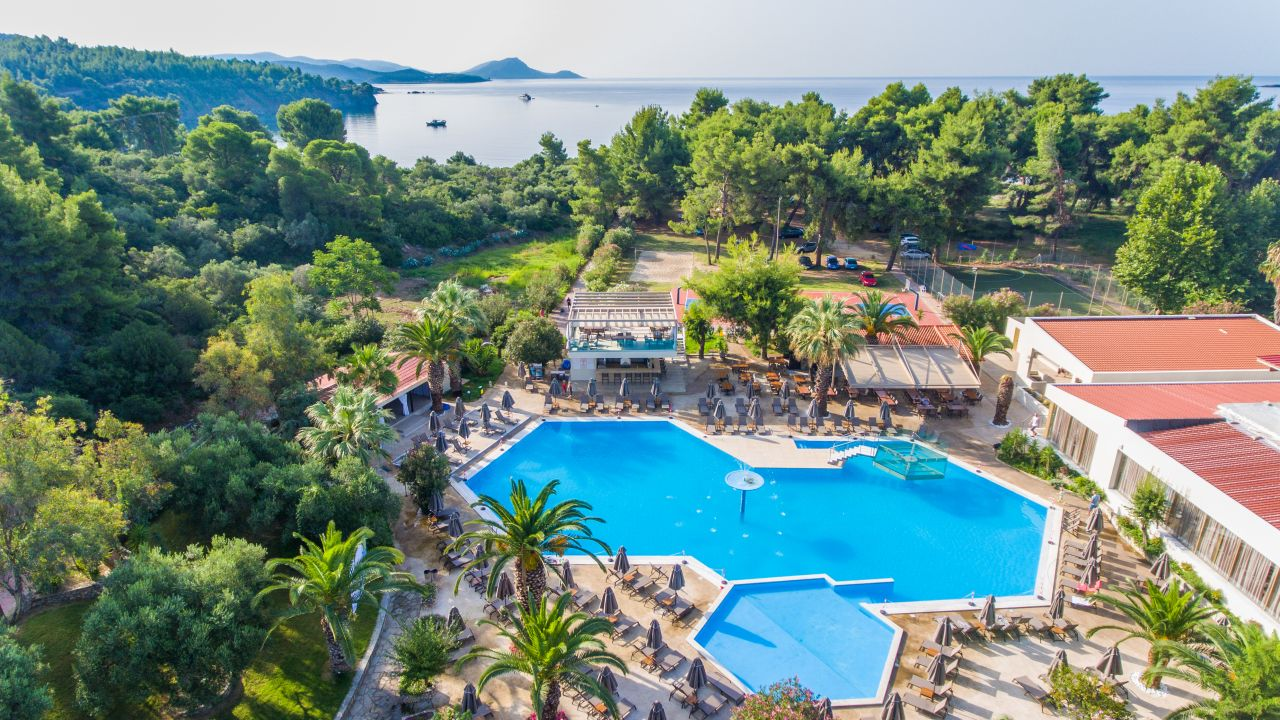 Poseidon Village Sea Resort (Sithonia) • HolidayCheck ...