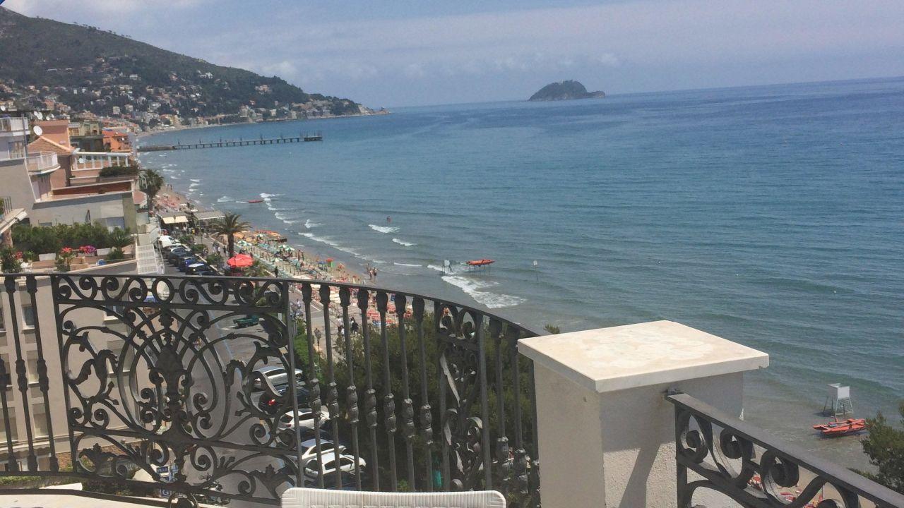 Grand Hotel Mediterranee Alassio Holidaycheck Ligurien Italien