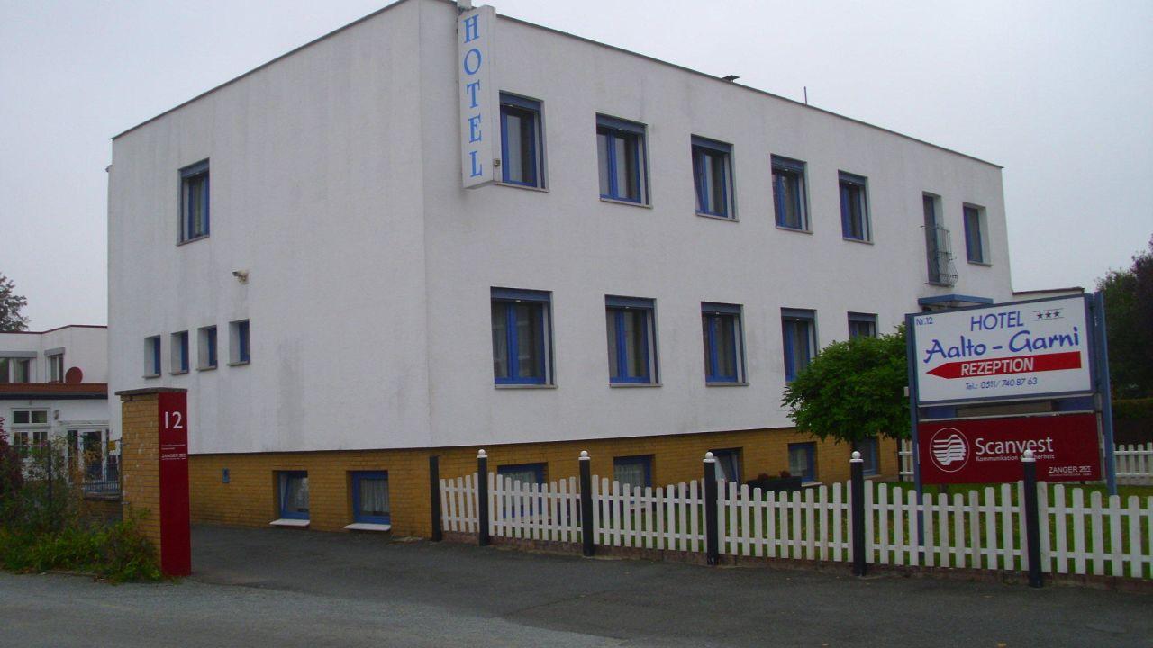 Aalto Hotel Garni Langenhagen Holidaycheck Niedersachsen