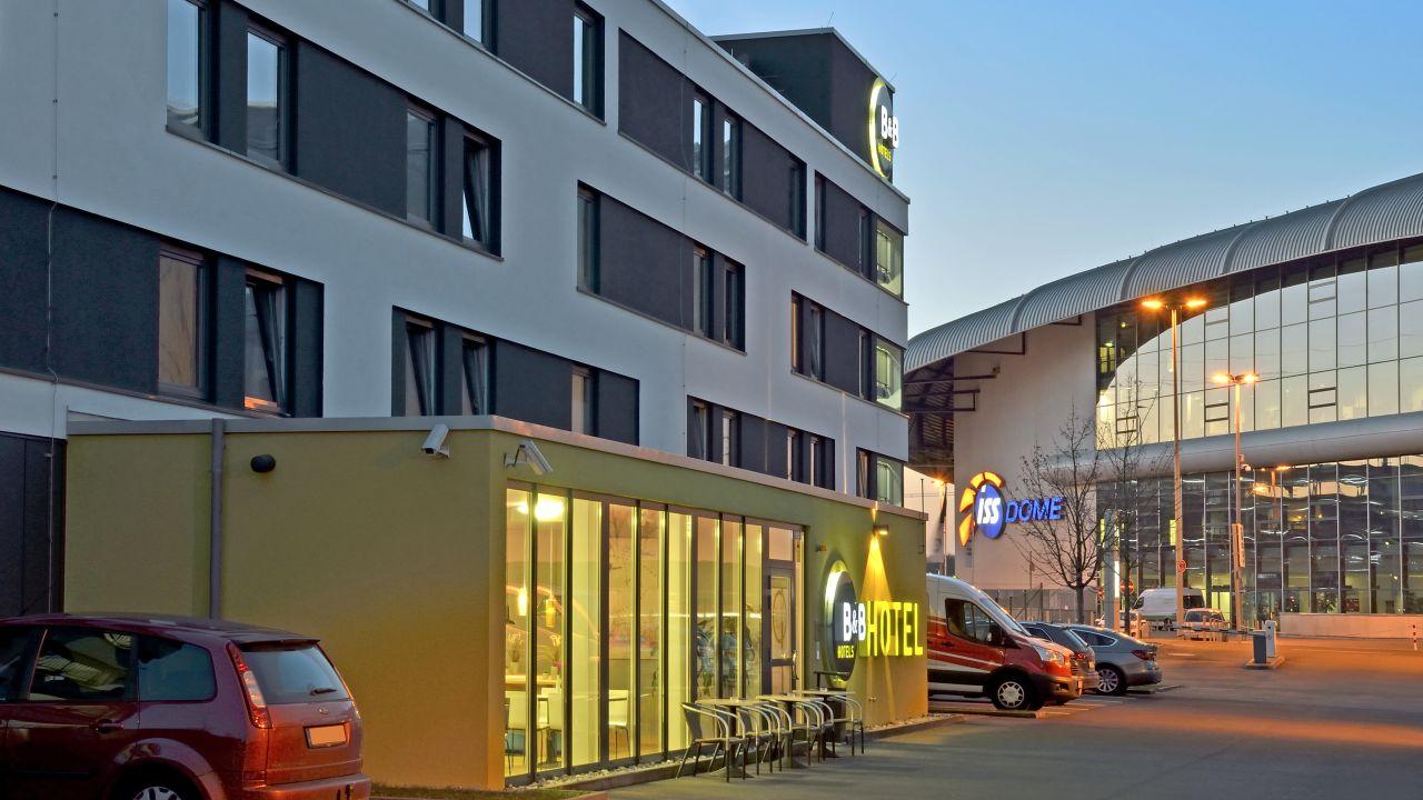 B B Hotel Dusseldorf Airport Dusseldorf Holidaycheck Nordrhein