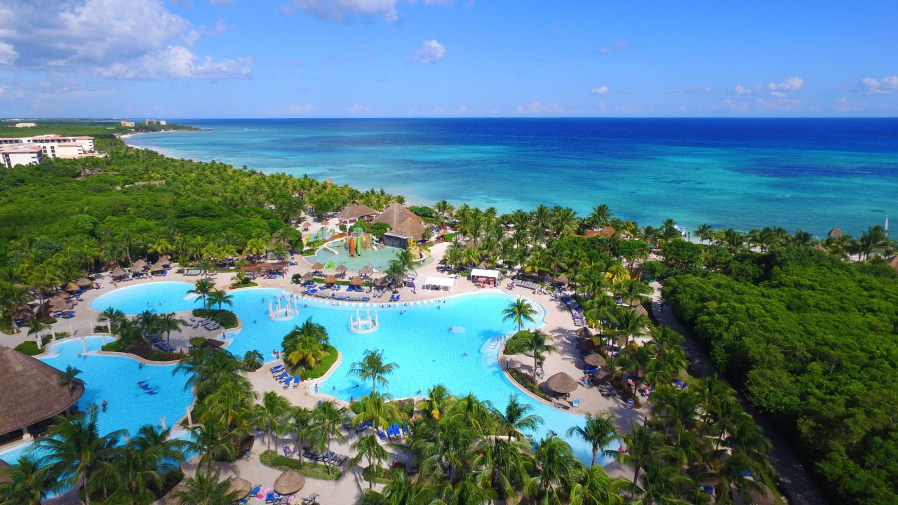 Grand Palladium Riviera Resort And Spa Riviera Maya Mexico