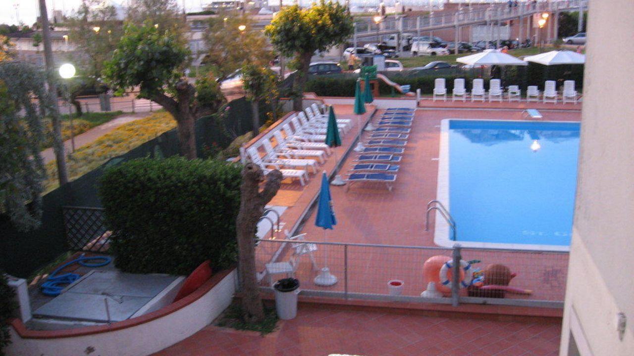 Hotel St. Gregory Park (Rimini) • HolidayCheck (Emilia ...