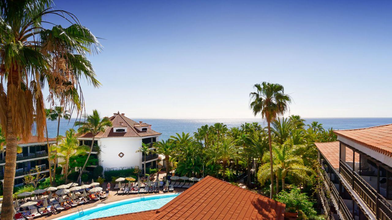 Hotel Parque Tropical Playa Del Ingles Holidaycheck Gran