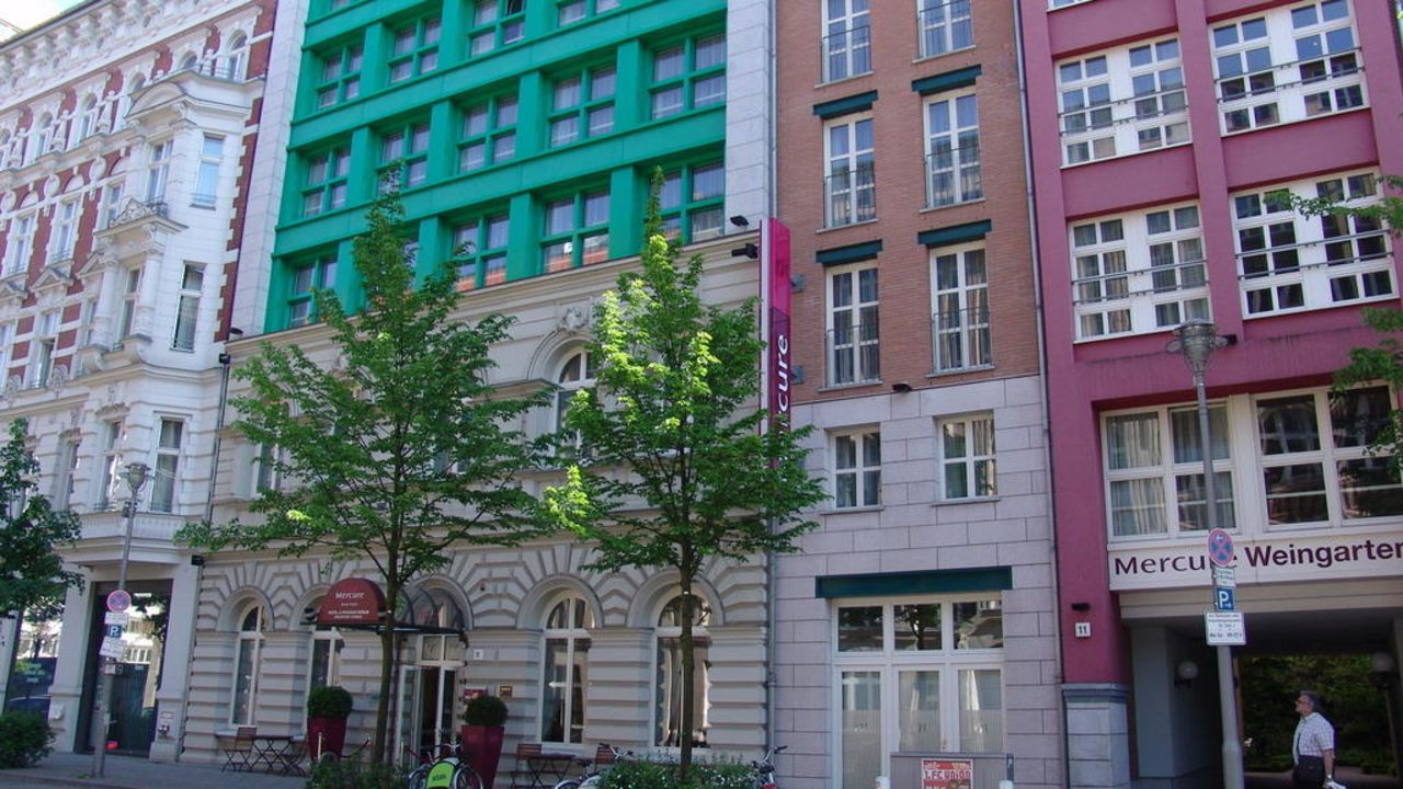 Hotel Mercure Berlin Checkpoint Charlie