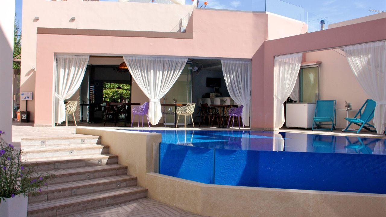 Omiros boutique hotel rethymno holidaycheck kreta for Boutique hotel griechenland