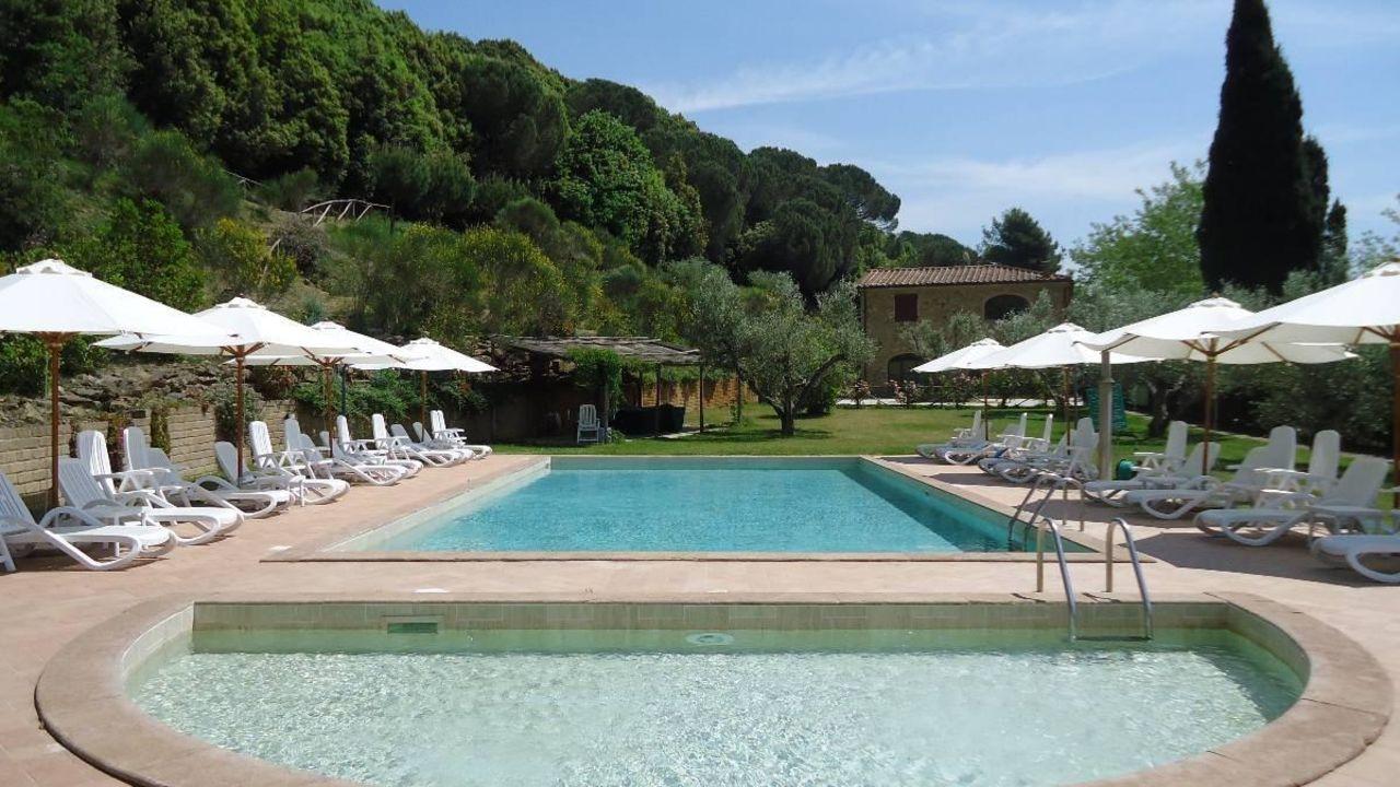 Hotel Il Casolare Val Di Mare Riparbella Holidaycheck Toskana