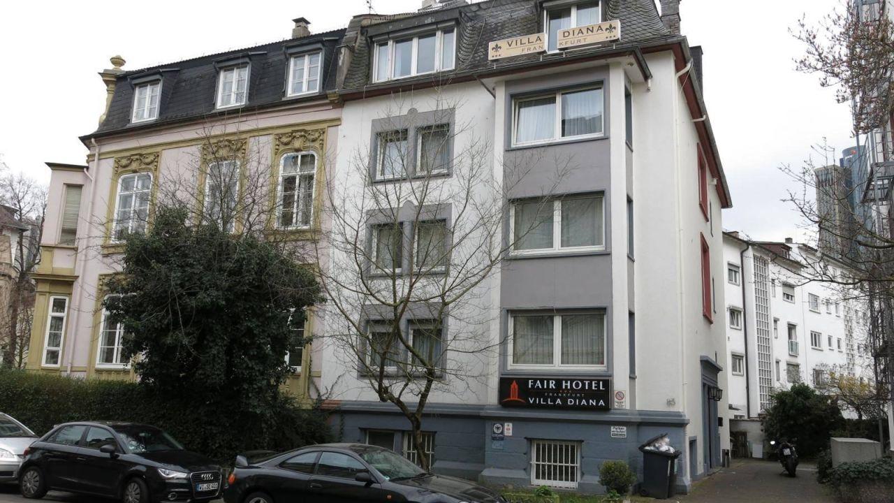 Book City Hotel West in Frankfurt | Hotels.com