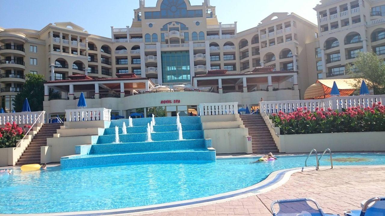 Hotel Duni Royal Marina Palace Sozopol Holidaycheck Bulgarien