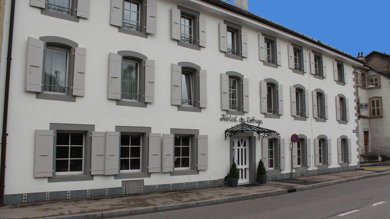 Hotel De L Ange Nyon