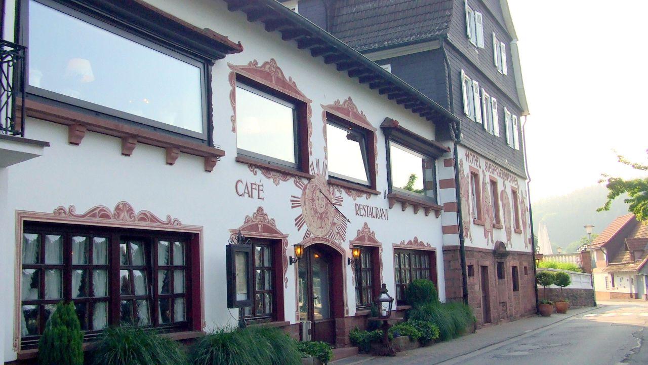 Ringhotel Siegfriedbrunnen Grasellenbach Holidaycheck Hessen