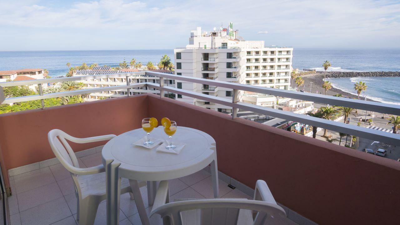 Hotel Concordia Playa Puerto De La Cruz Teneriffa