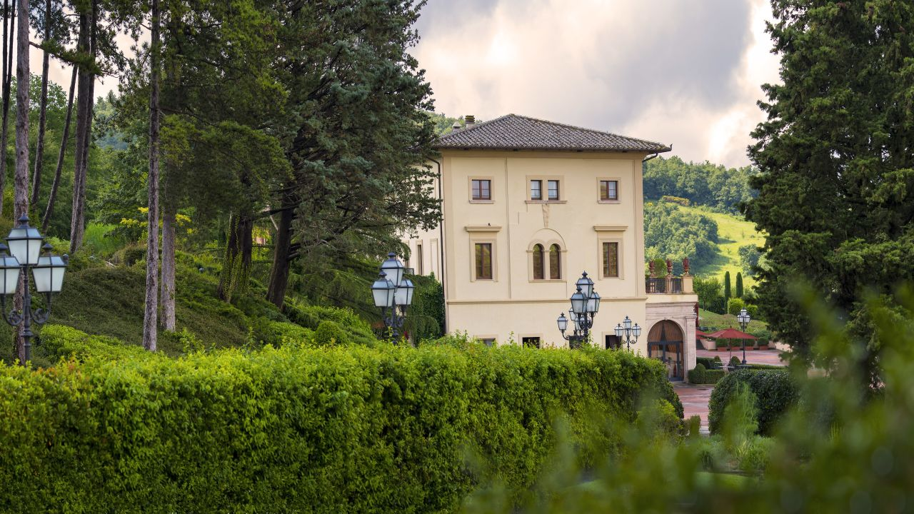 Fonteverde San Casciano Dei Bagni Holidaycheck Toskana Italien
