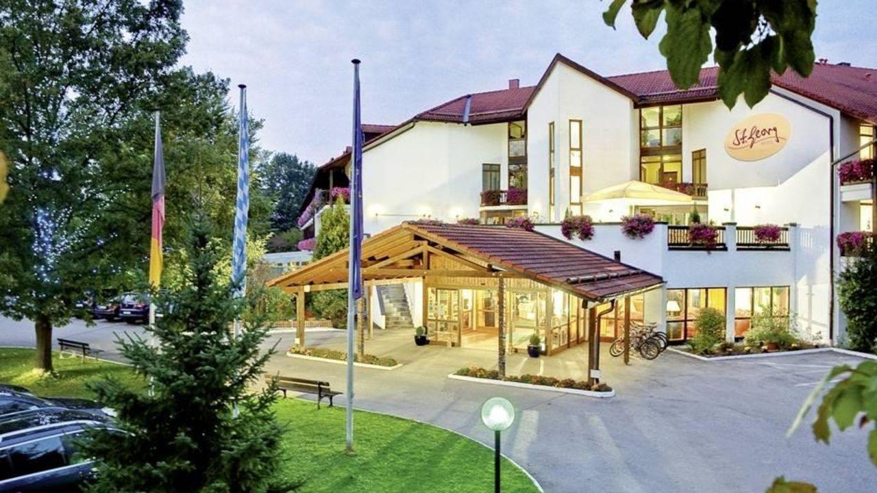 Hotel St Georg Bad Aibling Holidaycheck Bayern
