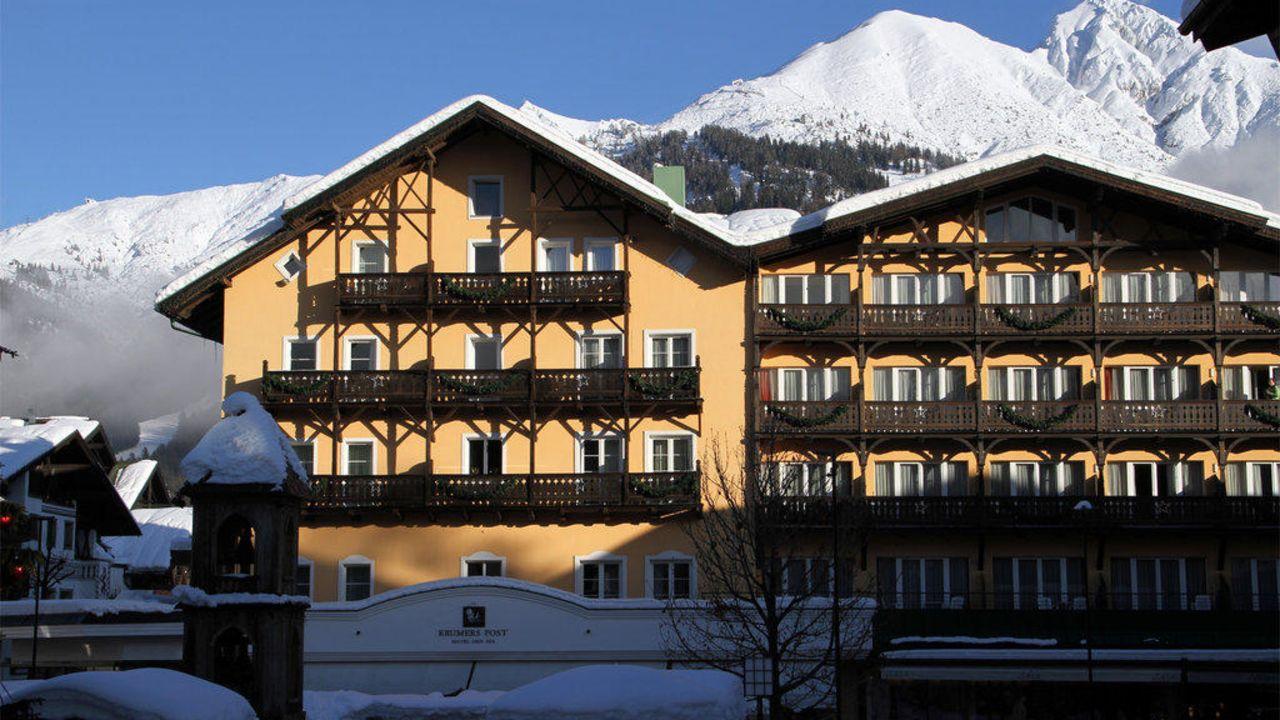 Krumers Posthotel Seefeld