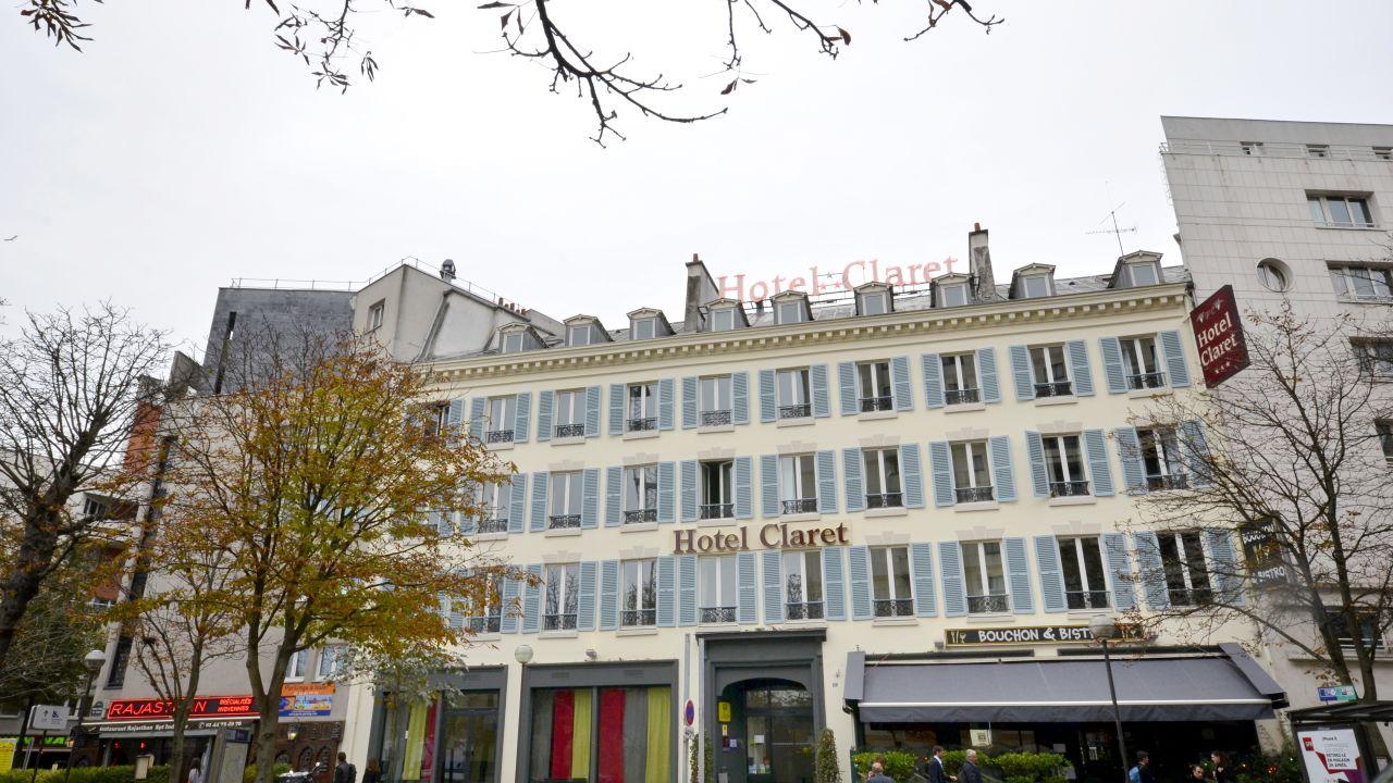 Hotel claret paris holidaycheck gro raum paris for Frankreich hotel paris