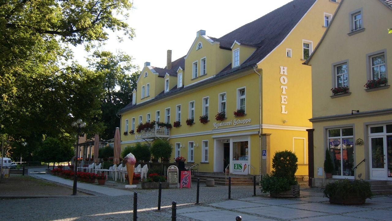 Hotel Schoppe (Bad Kösen) • HolidayCheck (Sachsen-Anhalt | Deutschland)