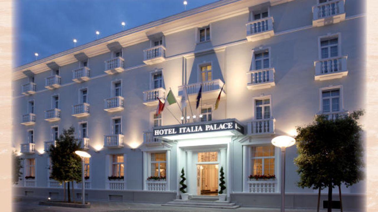 Hotel Italia Palace Lignano Bewertung